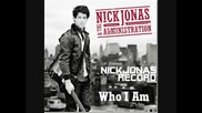 Nick Jonas - Stronger |back On The Ground|