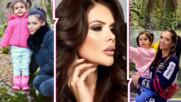 Преслава и дъщеря ѝ взривиха мрежата с очарователно видео