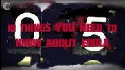 10 неща, които трябва да знаете за Ебола