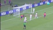Южна Корея губи с 2:4 от Алжир