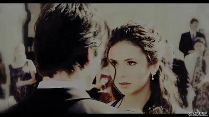 """in that moment I loved him"" -- Damon-elena [6x02]"