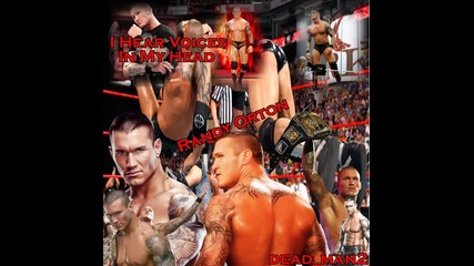 Randy Orton - Voices ( I Hear Voices In My Head)