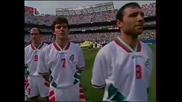 Световно по футбол 1994 България - Мексико