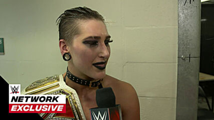 Rhea Ripley proved herself in victory: WWE Network Exclusive, May 16, 2021