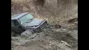 Mercedes G In The Action