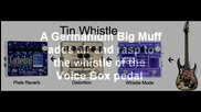 Electro-harmonix Effectology, Vol.21 Turn you guitar into a tin whistle guitar pedals