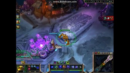 League of Legends Ep 1 Aram