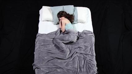 Какво издава позицията ви на спане за вас ?