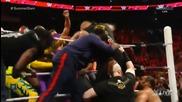 Wwe Monday Night Raw 2015.07.20 Brock Lesnar vs Undertaker