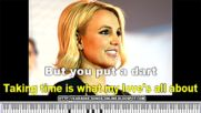 "Britney Spears - ""from The Bottom Of My Broken Heart"" Karaoke without vocal."