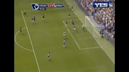 Chelsea v Burnley Fc 3:0
