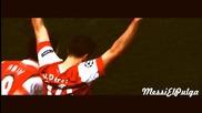 Robin van Persie - Ingenious Goal vs. Barcelona 1-1 Hd
