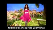 Selena Gomez - Fly To Your Heart (prevod)