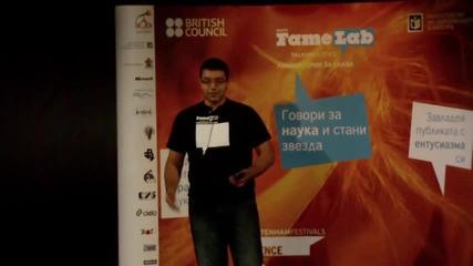 Владимир Божилов - за гласа на Бог и радиовълните