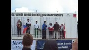 Награждаване Иван Сираков