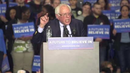 USA: Sanders nods to Clinton' s yes vote on Iraq invasion ahead of Illinois primary