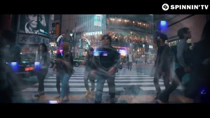 R3hab & Headhunterz - Won't Stop Rocking (official Music Video)