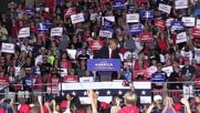 USA: Trump invites Marine who pulled baby over Kabul wall to stage at Georgia rally