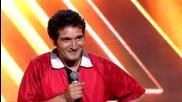 Андреан Бекяров - X Factor кастинг (12.09.2015)
