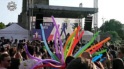 Галена - Знам диагнозата(live от Sofia Pride) - By Planetcho
