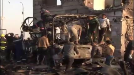 Iraq: Around 100 Shia pilgrims returning from Karbala killed in truck bombing in Hilla