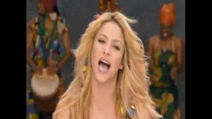 Shakira - Waka Waka - официален
