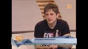Владо Димов в сутрешния блок на Tv7