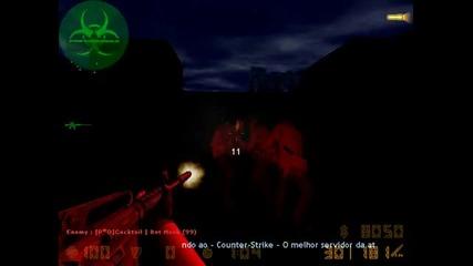 (pro [m]aster.s) - Cs 1.6 Zombie atack