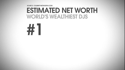 Най-богатите Dj's в света