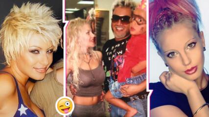 Нищо срамно в ретрото: Поп-фолк певиците, които не се притесняват да качат свои стари снимки