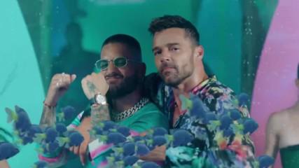 Maluma feat Ricky Martin - No se me quita