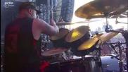 Limp Bizkit - Gold Cobra (live at Hellfest 2015) Official Pro Shot