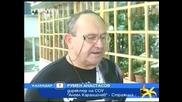 Скандалното видео с мъртво пияния учител,който казва,че са го приспали-Господари на ефира 15.09.08