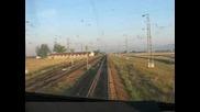 Влак чайка През Стралджа И Желю Войвода