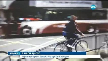 Арнолд Шварценегер по чудо се размина с пътен инцидент