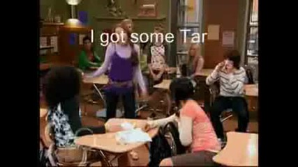 Hannah Montana Bone Dance