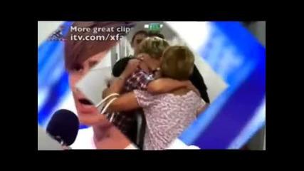 One Directions-първи прослушвания
