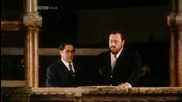 Panis angelicus - Luciano and Fernando Pavarotti - Превод