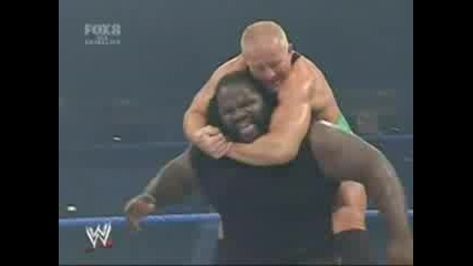 Wwe - Batista Vs.finli Vs Mark Henry Vs Ka