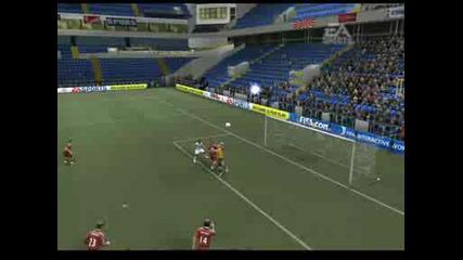 Fifa08 Goal - Huddlestone 1