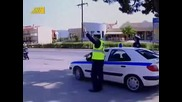 Изгавряне с полицай