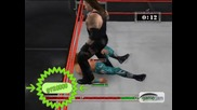 Играта Кеч - Undertaker vs. Edge High Quality