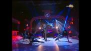 Dancing Stars - Михаела Филева и Светльо групов танц (03.06.2014г.)