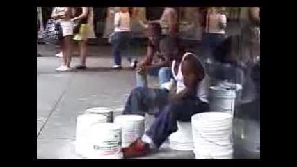 Уличен Drum & Bass