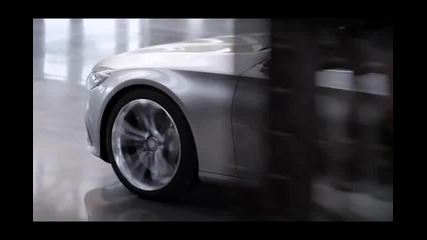 Mercedes S-class Coupe 2014 Official trailer