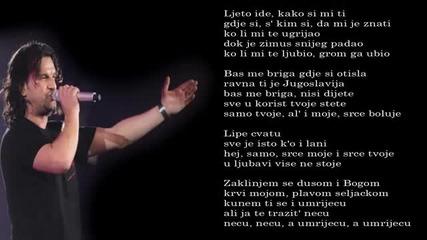 Aca Lukas - Lipe cvatu - (Audio - Live 1999)