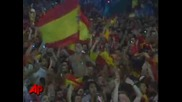 Video Fans Celebrate Spain s Wcup Victory
