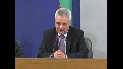 Министър-председателят Марин Райков: Правителството няма да извива ръцете на бизнеса