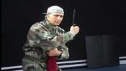 ТИУН! Секретната система - Рекламен филм - Тайното бойно учение - Проект самозащита - майор Франц