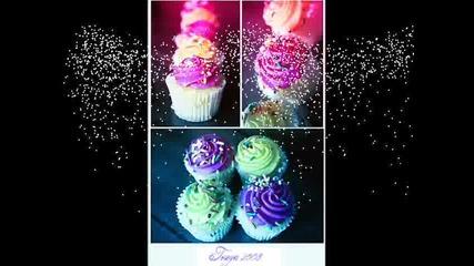 Ke$ha - Blah Blah Blah & Cupcakes .. [h